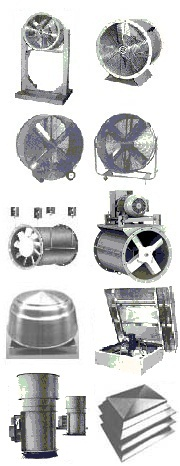 industrial blowers fans ventilators